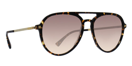 Mykita Sanuk Tortoise / Brown Lens Sunglasses