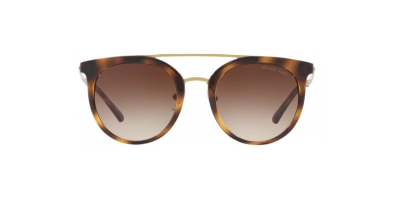 Michael Kors Ila Havana / Smoke Lens Gradient Polarized Sunglasses