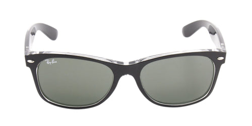 Ray Ban - New Wayfarer Black/Gray Gradient Unisex Sunglasses - 55mm