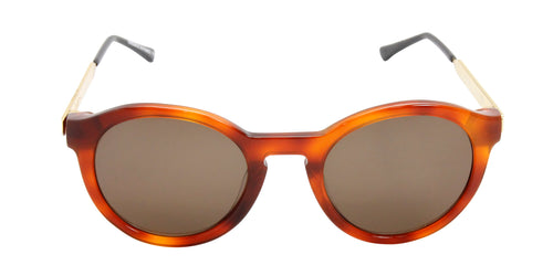 Thierry Lasry - Zomby Tortoise Oval Women Sunglasses - 50mm
