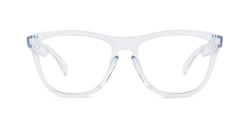 Oakley Frogskins Transparent / Clear Lens Eyeglasses