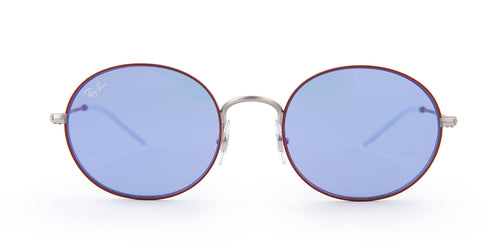 Ray-Ban RB3594 Red / Blue Lens
