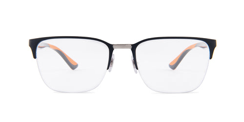 Ray-Ban Rx RX6428 Gray / Clear Lens Eyeglasses