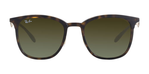 Ray Ban - RB4278 Tortoise Oval Unisex Sunglasses - 51mm