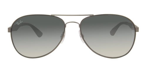 Ray-Ban RB3549 Gray / Gray Lens Sunglasses