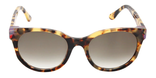 Thierry Lasry - Peroxxxy Tortoise Oval Women Sunglasses - 57mm