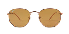 Ray Ban - RB3548N Bronze/Brown Photochromic Square Men Sunglasses - 54mm