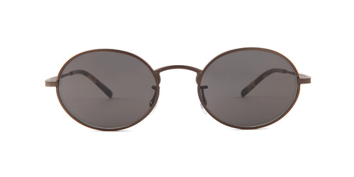 Oliver Peoples Empire Suite Brown / Gray Lens Sunglasses