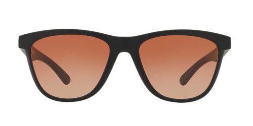 Oakley Moonlighter Black / Brown Lens Sunglasses