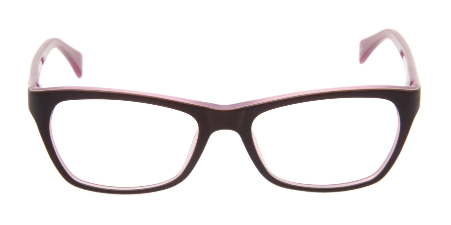 Ray Ban Rx - RX5298 Purple Cat-Eye Women Eyeglasses - 53mm
