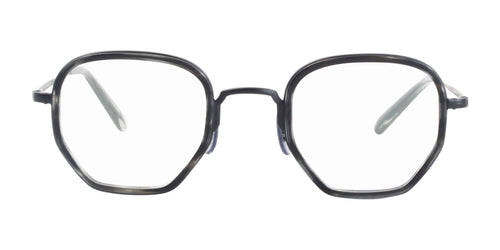 Oliver Peoples OP-40 30th Black Tortoise / Clear Lens Eyeglasses
