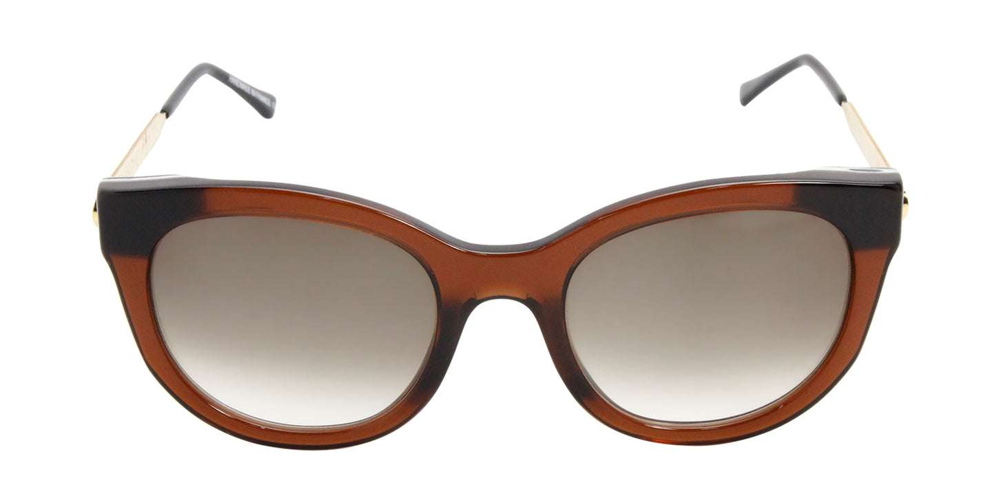 Thierry Lasry - Reversy Blue Rectangular Women Sunglasses - 52mm