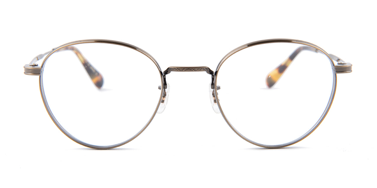 Oliver Peoples Watts Ancient Gold / Clear Lens Eyeglasses