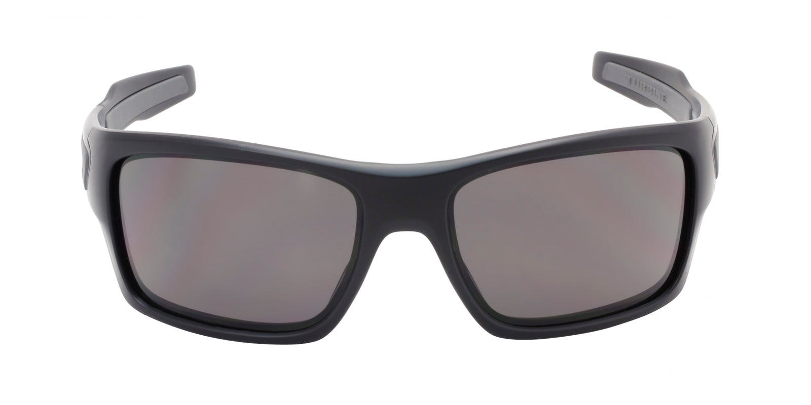 ffa0e49cccb Oakley Turbine Matte Black w  Warm Grey Sunglasses ...