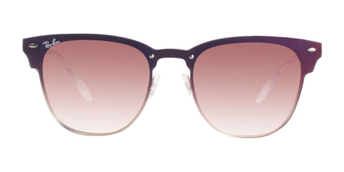 Ray Ban RB3576N Purple Gold / Purple Lens Sunglasses