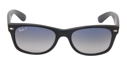Ray Ban - RB2132 Black Wayfarer Unisex Sunglasses - 52mm