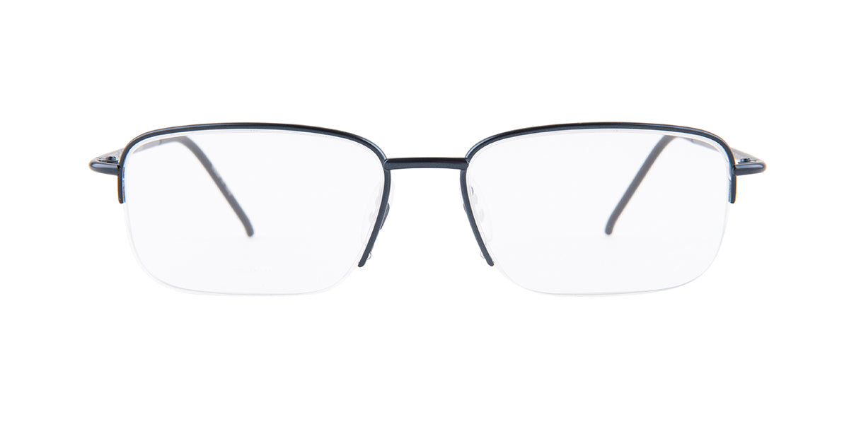 Porsche Design P8138 Black / Clear Lens Eyeglasses