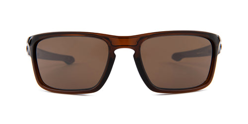 Oakley Silver Stealth Brown / Brown Lens Mirror Sunglasses