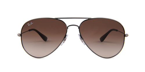 Ray-Ban RB3558 Black / Brown Lens Sunglasses