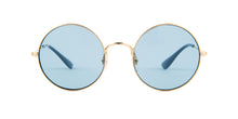 Ray-Ban RB3592 Gold / Blue Lens