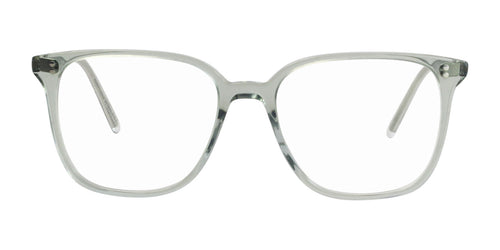 Oliver Peoples Coren Green / Clear Lens Eyeglasses