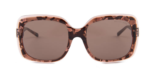 Michael Kors Nan Tortoise / Brown Lens Sunglasses