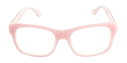 Thierry Lasry - Controly Pink Rectangular Women Eyeglasses - 53mm