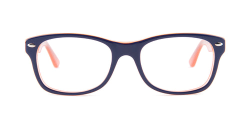 Ray-Ban RY1528 Blue / Clear Lens