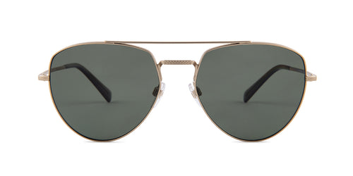 Valentino - VA2023 Matte Lighr Gold  Women Sunglasses - 57mm