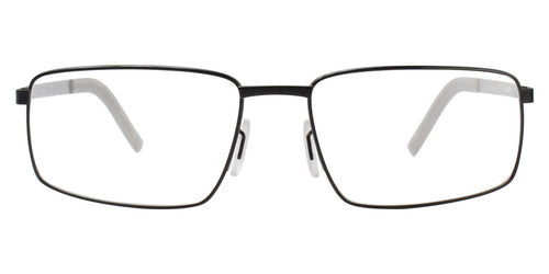 Porsche Design P8314 Black / Clear Lens Eyeglasses