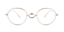 Oliver Peoples Whitt Gold / Clear Lens Eyeglasses