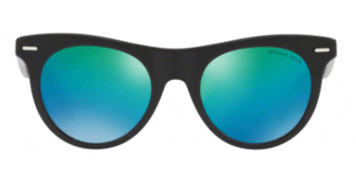 Michael Kors MK2074 Black / Blue Lens Sunglasses