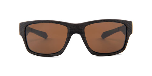 Oakley - Jupiter Brown/Brown Rectangular Unisex Sunglasses - 56mm