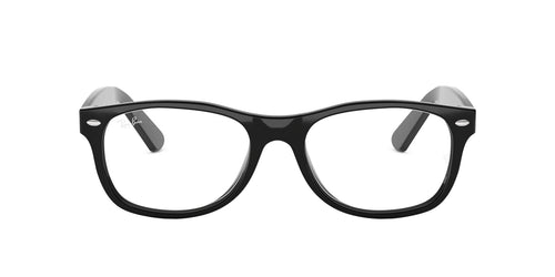 Ray Ban Rx - RX5184 Black Wayfarer Unisex Eyeglasses - 50mm
