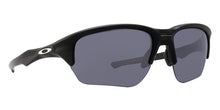 Oakley - Flak Beta Black/Gray Semi-Rimless Men Sunglasses - 64mm