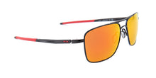 Oakley - OO6038 Black Square Women Polarized Sunglasses