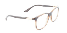 Ray Ban Rx - RX7143 Tortoise Rectangular Unisex Eyeglasses - 53mm