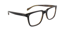 Oliver Peoples NDG-1 Black / Clear Lens Eyeglasses