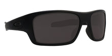 Oakley - Turbine XS Black/Gray Rectangular Men Sunglasses - 58mm