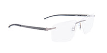 Porsche Design P8341 Gray / Clear Lens Eyeglasses