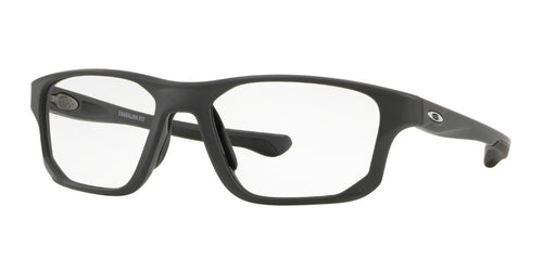 Oakley OX8136M Gray / Clear Lens Eyeglasses