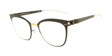 Mykita - Virna Brown/Clear Oval Women Eyeglasses - 50mm