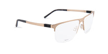 Porsche Design - P8324 Gold Rectangular Men Eyeglasses - 57mm