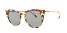 Mykita - Desna Tortoise/Gray Oval Women Sunglasses - 53mm