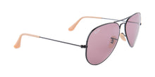 Ray Ban - RB3025 Black Aviator Women Sunglasses - 58mm