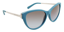 Michael Kors Punte Arenas Blue / Brown Lens Sunglasses