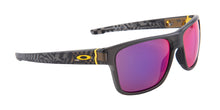 Oakley - Crossrange Gray/Purple Square Women Sunglasses - 57mm