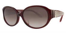 Salvatore Ferragamo SF664SA Red / Brown Lens Sunglasses