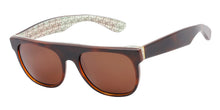 Retrosuperfuture - 517 Brown Wayfarer Men, Women Sunglasses - 50mm