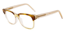 Retrosuperfuture - People Small Tortoise Rectangular Women Eyeglasses - 53mm
